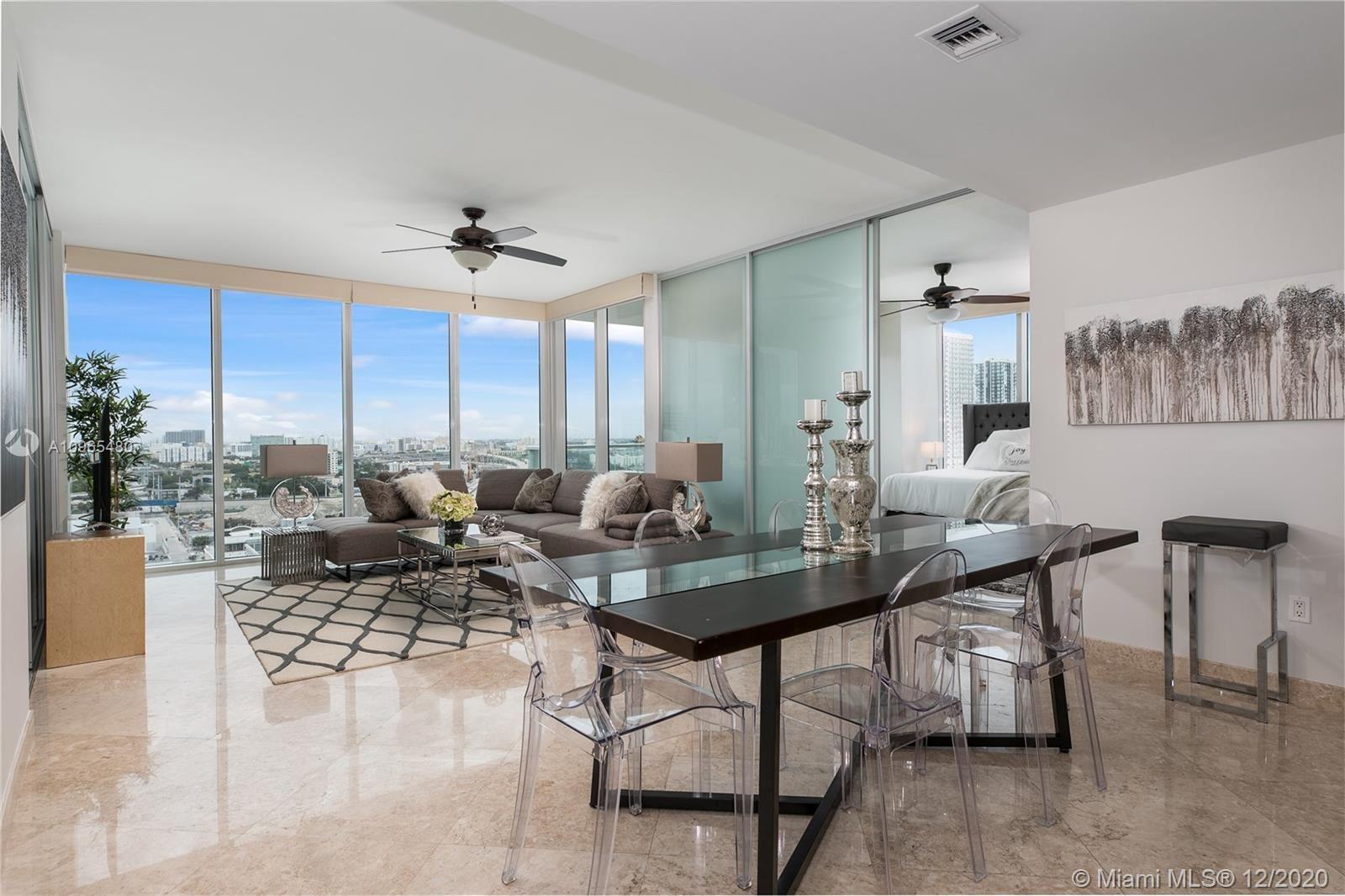 1040 Biscayne Blvd #1506, Miami, FL 33132 - #: A10965480