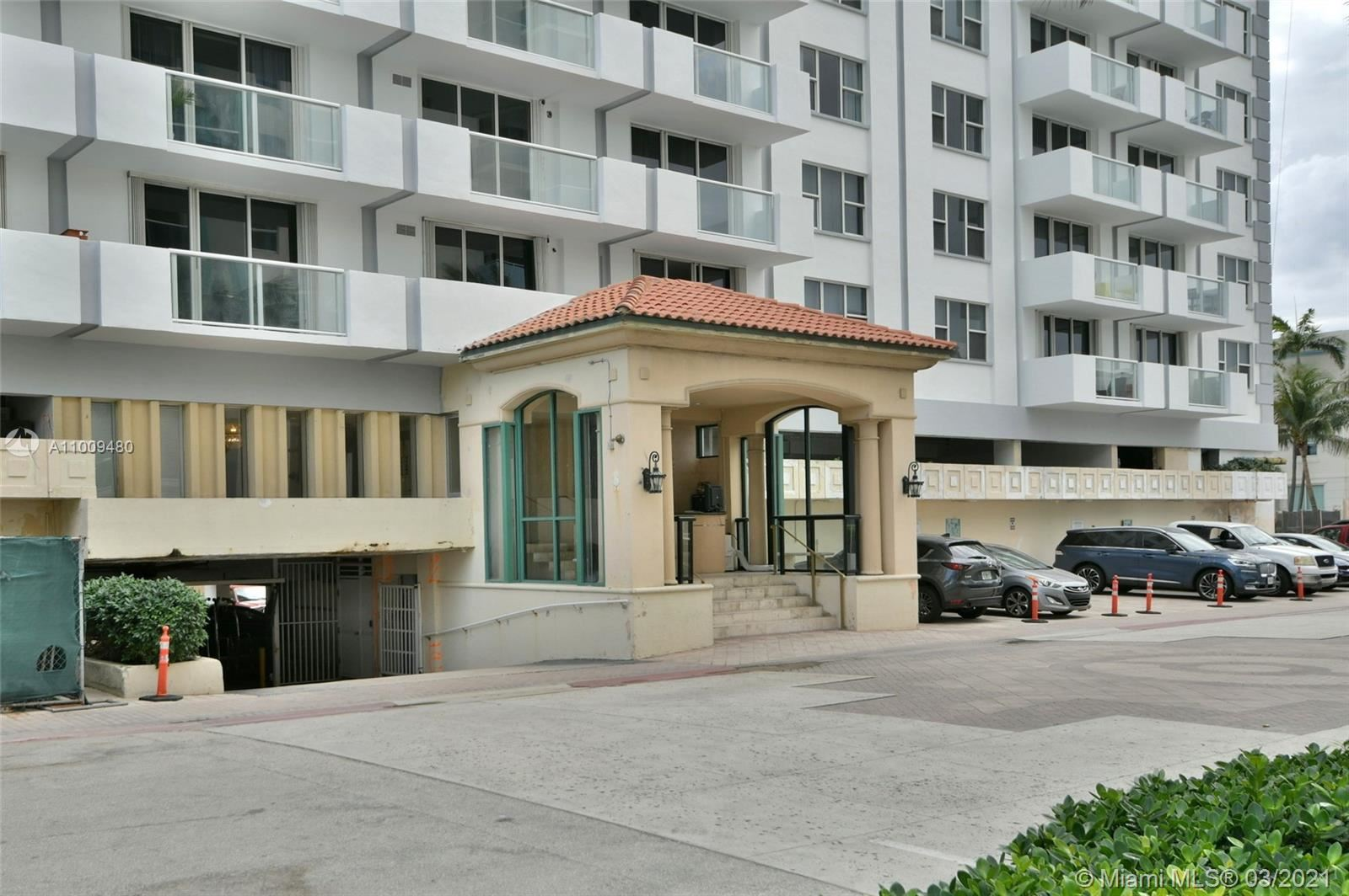 Photo of 9195 Collins Ave #811, Surfside, FL 33154 (MLS # A11009480)