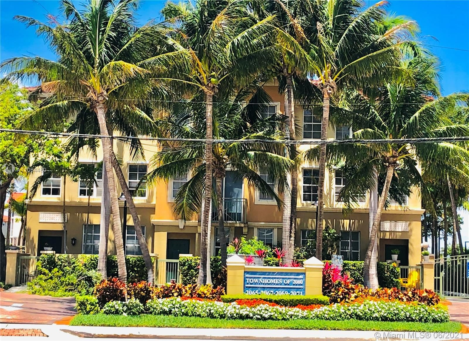 2069 S Ocean Dr #TH13, Hallandale Beach, FL 33009 - #: A11054480