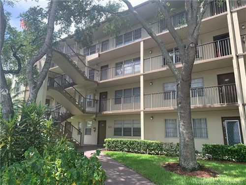 Photo of 400 SW 134th Way #403F, Pembroke Pines, FL 33027 (MLS # A10911481)