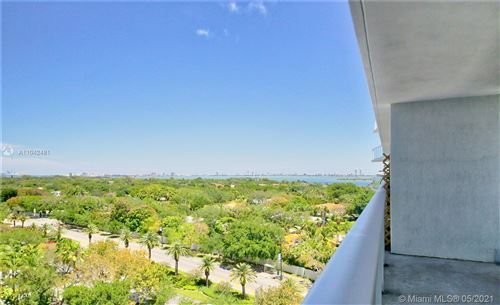 Photo of 4250 BISCAYNE BLVD #1005, Miami, FL 33137 (MLS # A11042481)