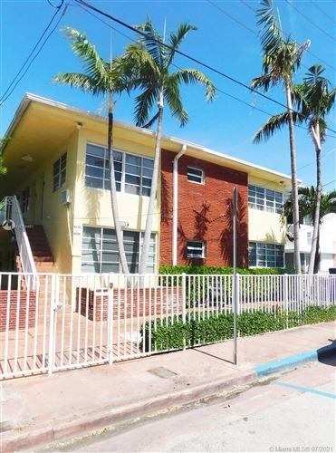 Photo of 6944 Byron Ave #12, Miami Beach, FL 33141 (MLS # A11074481)