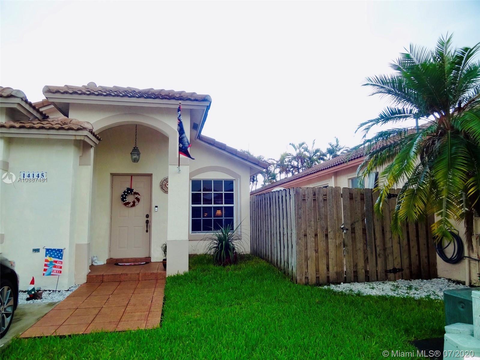 14145 SW 149 Pl, Miami, FL 33196 - #: A10887481