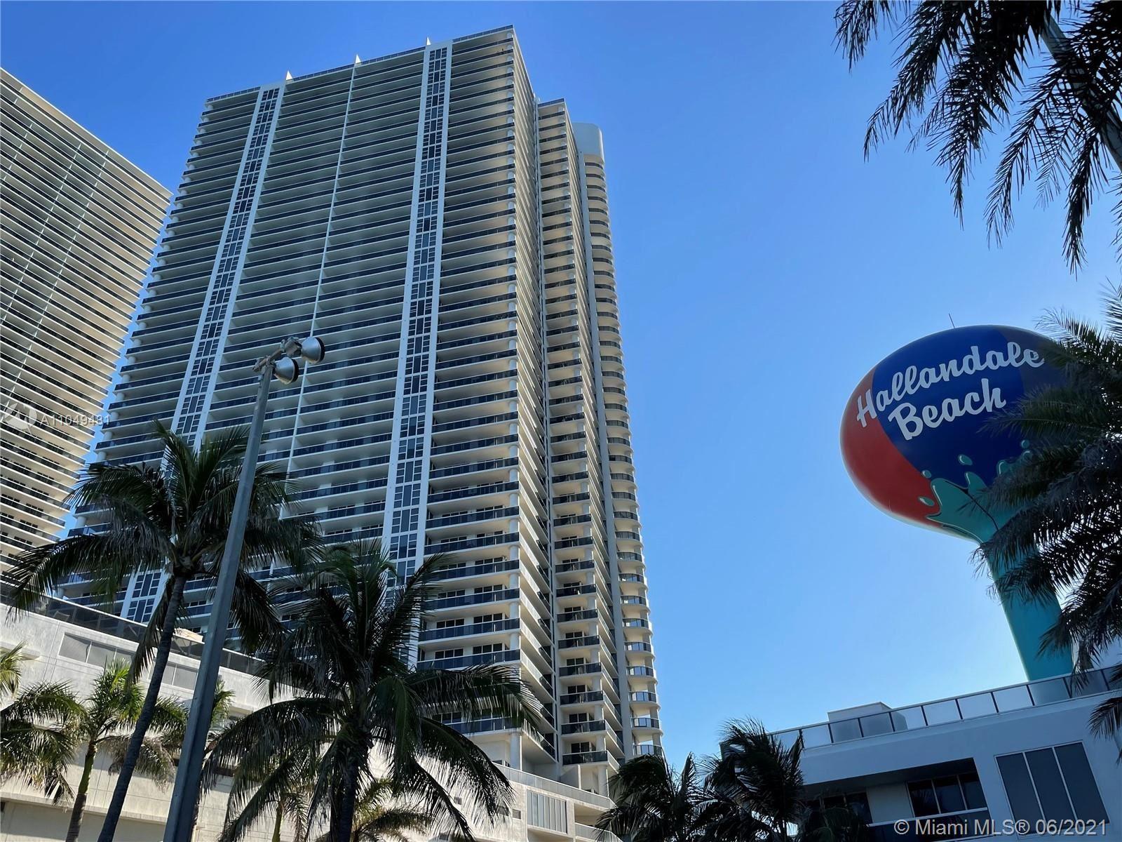 1800 S Ocean Dr #705, Hallandale Beach, FL 33009 - #: A11049481