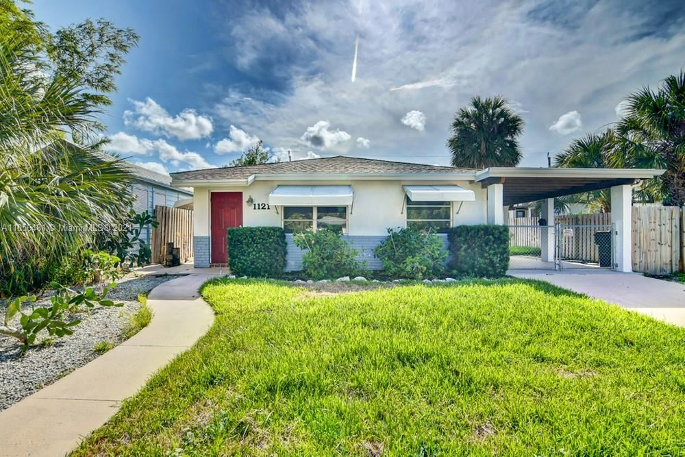 1121 N L Street, Lake Worth, FL 33460 - #: A11056481