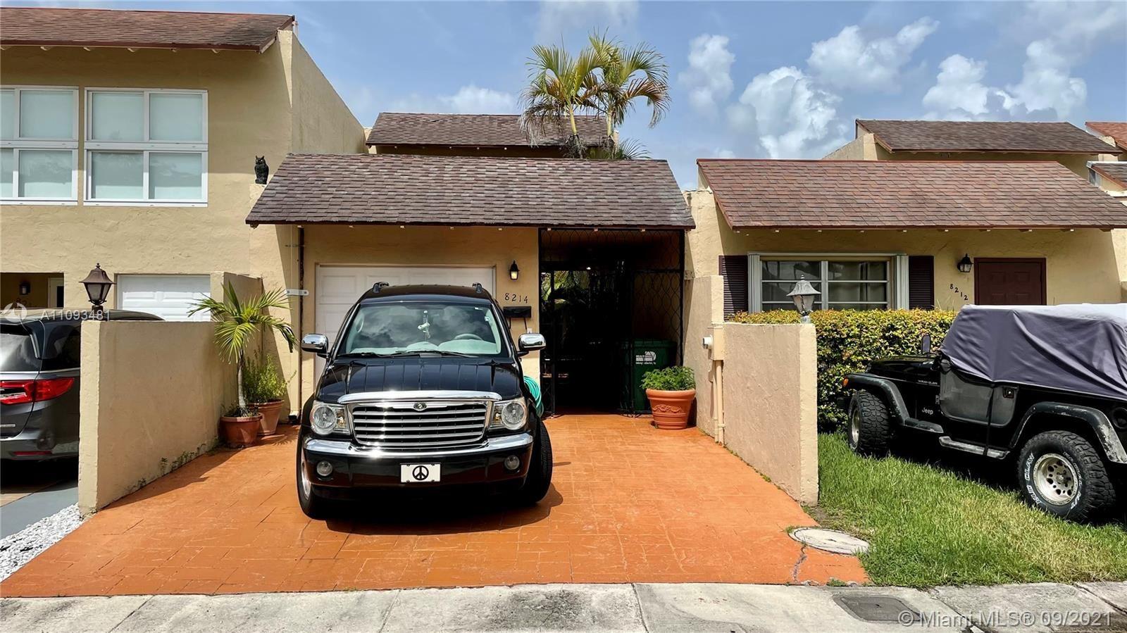 8214 SW 103rd Ave #8214, Miami, FL 33173 - #: A11093481