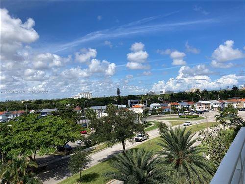 Photo of 2150 Sans Souci Blvd #B511, North Miami, FL 33181 (MLS # A11110482)