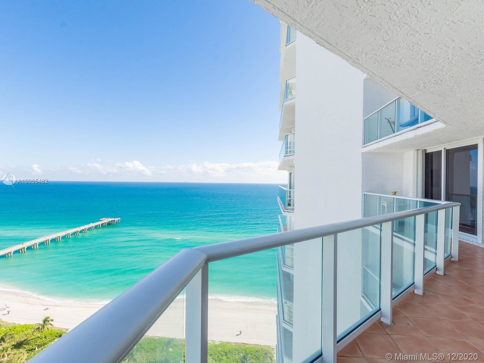 Photo of 16445 Collins Ave #1925, Sunny Isles Beach, FL 33160 (MLS # A10965482)