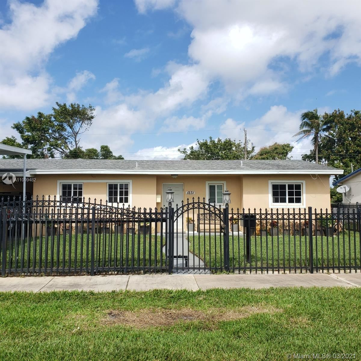 1231 NW 179th Ter, Miami Gardens, FL 33169 - #: A11009482