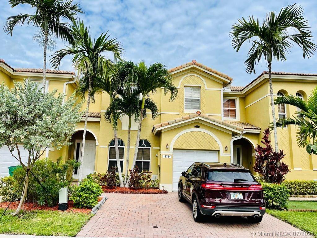 11744 SW 137th Path #11744, Miami, FL 33186 - #: A11068482