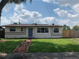 Photo of Listing MLS a10736483 in 3500 SW 32nd St West Park FL 33023