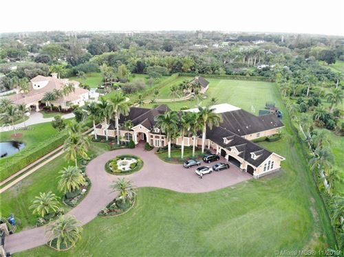 Photo of 6225 Stallion Wy, Southwest Ranches, FL 33330 (MLS # A10767483)