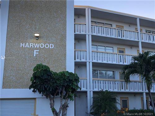 Photo of 1079 Harwood F #1079, Deerfield Beach, FL 33442 (MLS # A11094483)