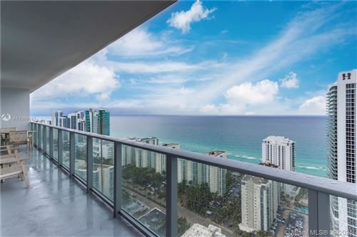 Photo of 4010 S Ocean Dr #T3607, Hollywood, FL 33019 (MLS # A11096483)