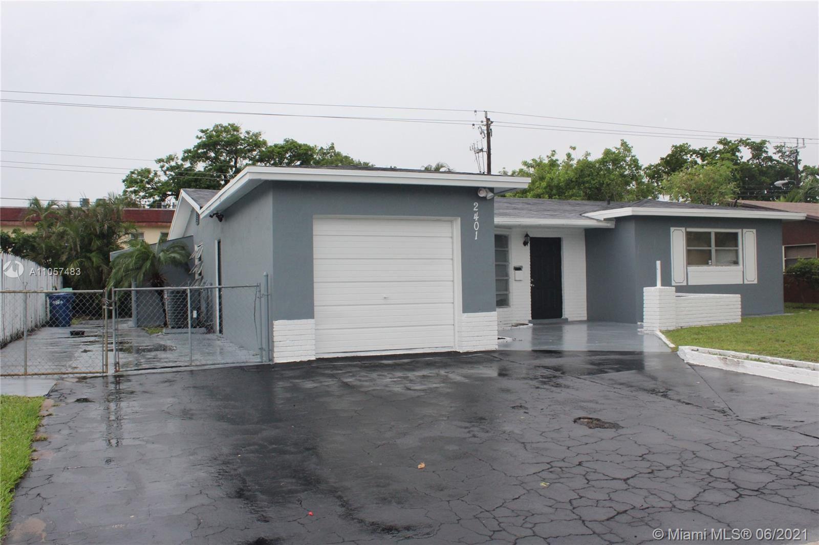 2401 NW 47th Ave, Lauderhill, FL 33313 - #: A11057483
