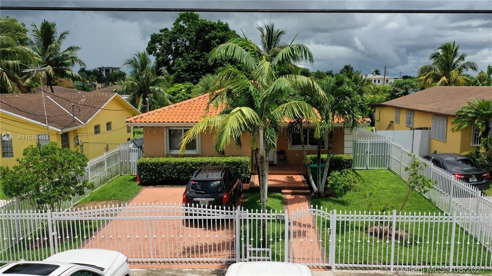 336 SW 2nd St, Florida City, FL 33034 - #: A11086483