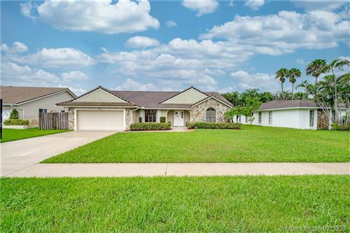 Photo of Listing MLS a10899484 in 9660 NW 17th St Plantation FL 33322