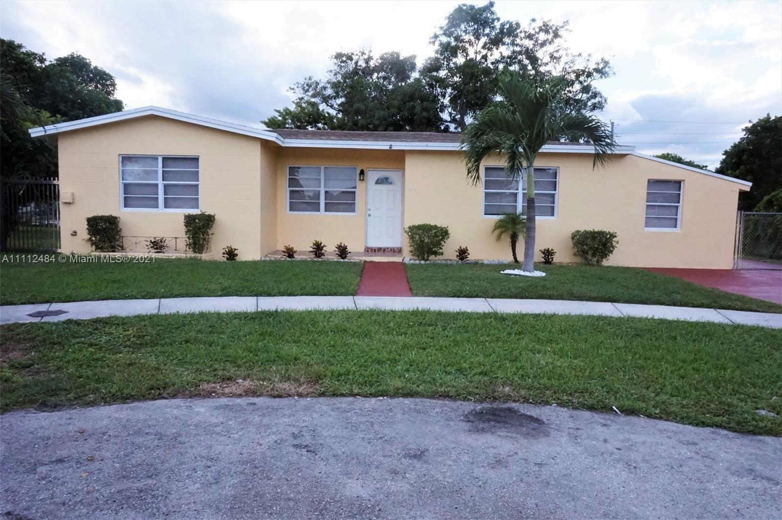 Photo of 3498 NW 1st St, Lauderhill, FL 33311 (MLS # A11112484)