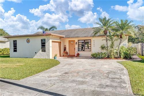 Photo of 4340 NW 116 Ave., Sunrise, FL 33323 (MLS # A10781485)