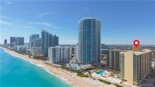Photo of 2501 S Ocean Dr #1619, Hollywood, FL 33019 (MLS # A10984485)
