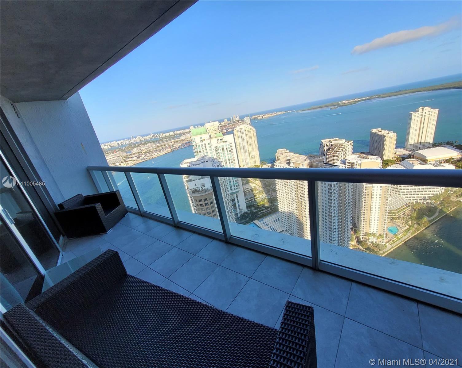 Photo of 465 Brickell Ave #4905, Miami, FL 33131 (MLS # A11005485)