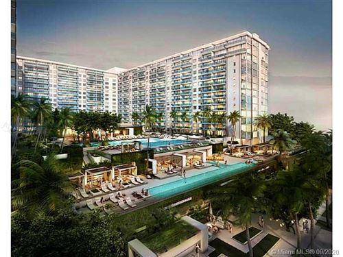 Photo of 2301 Collins Ave #PH1, Miami Beach, FL 33139 (MLS # A10934486)