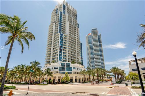 Photo of 50 S Pointe Dr #606, Miami Beach, FL 33139 (MLS # A11077486)