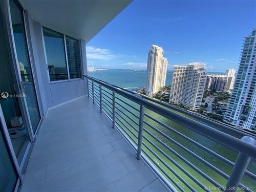 Photo of 325 S Biscayne Blvd #2921, Miami, FL 33131 (MLS # A11100486)