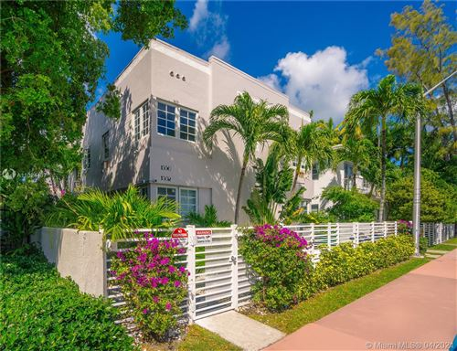 Photo of 1550 Meridian Ave, Miami Beach, FL 33139 (MLS # A11024487)