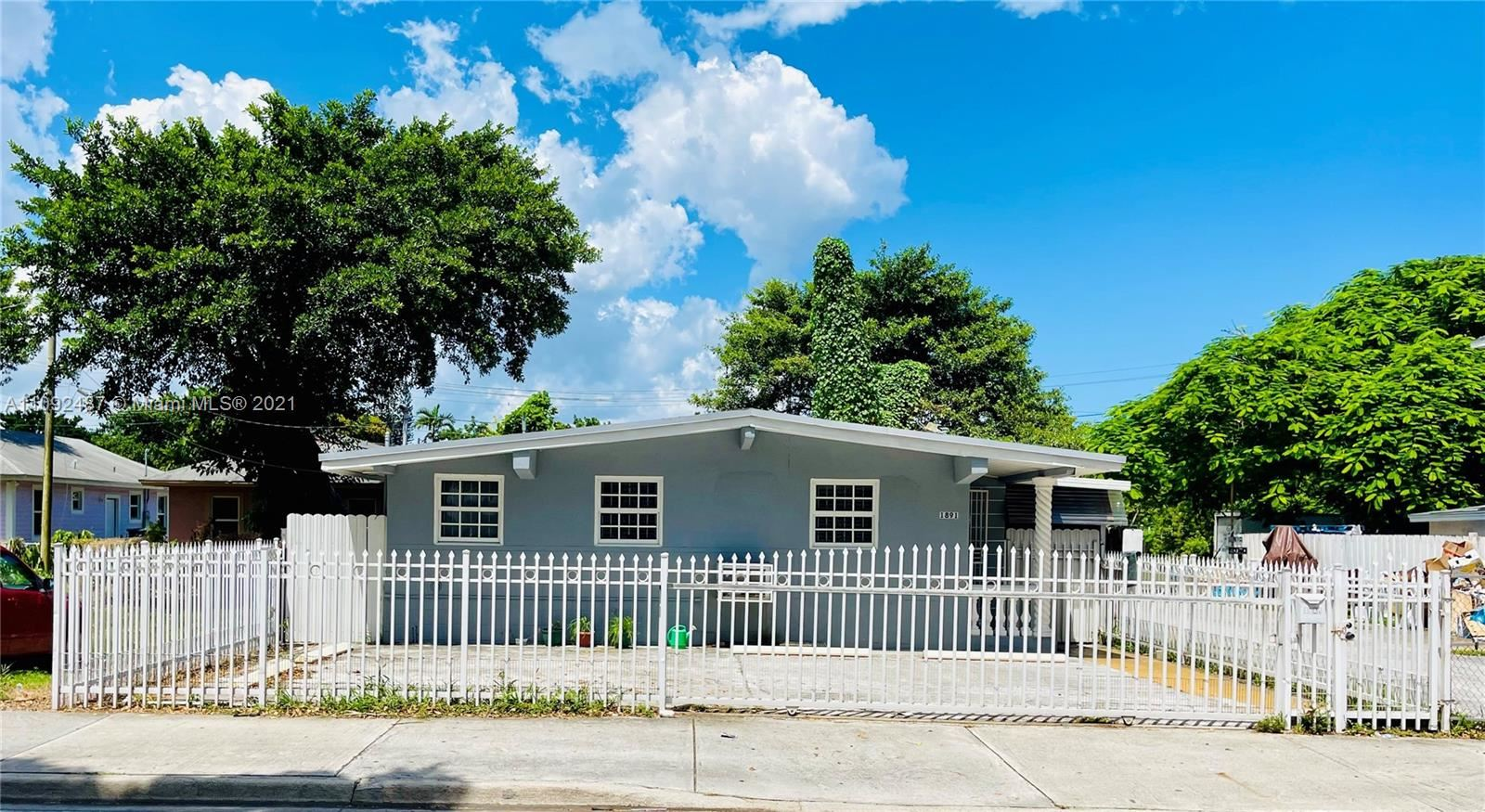 1891 NW 62nd St, Miami, FL 33147 - #: A11092487