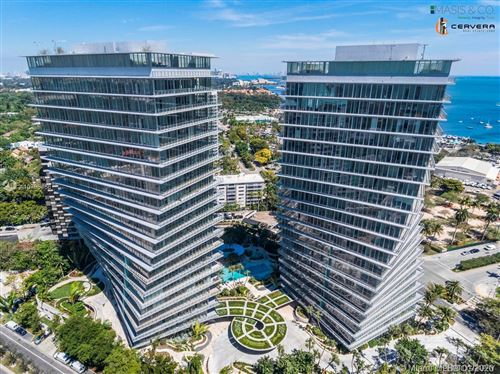 Photo of 2669 S Bayshore Dr #803N, Coconut Grove, FL 33133 (MLS # A10796488)