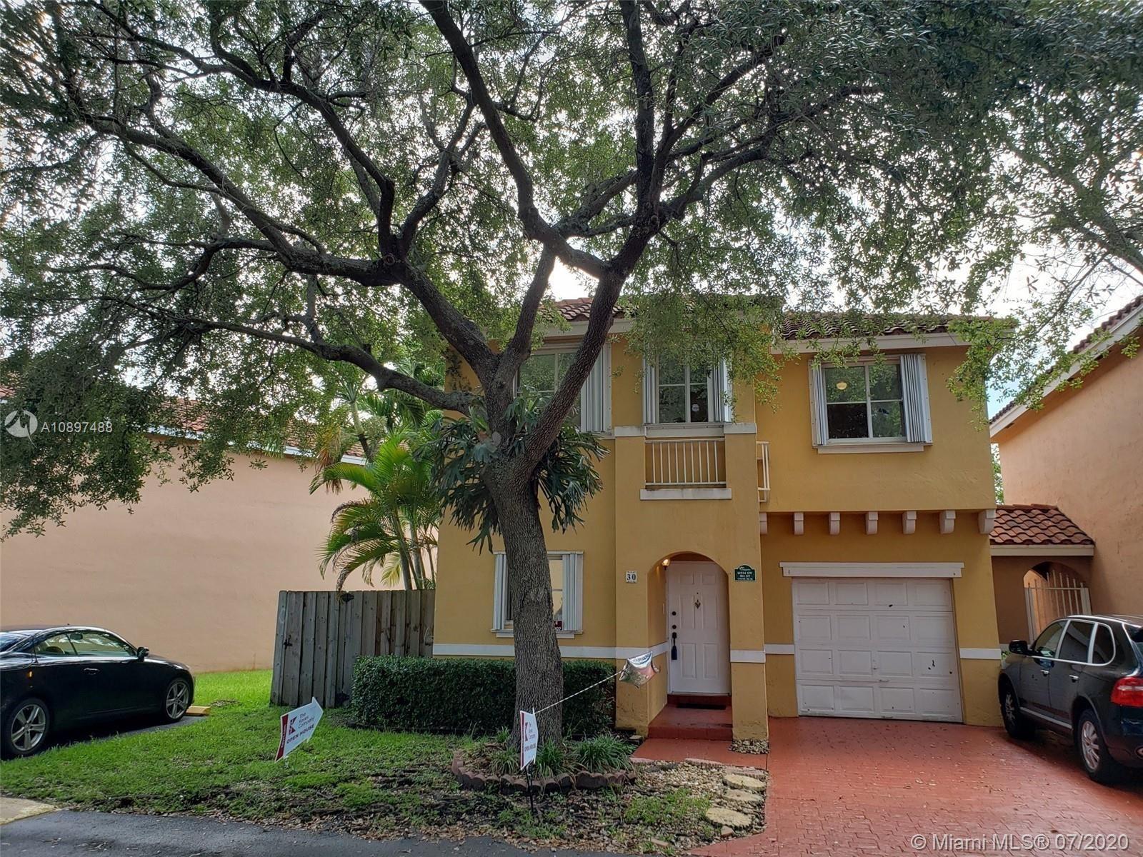 14924 SW 104th St #30, Miami, FL 33196 - #: A10897488