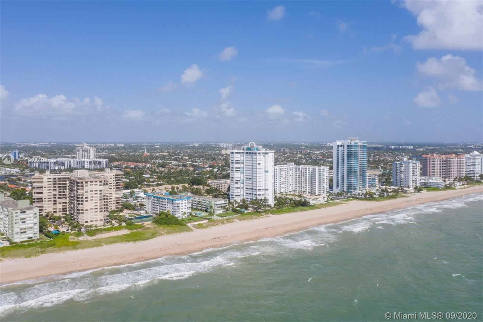 Photo of 1800 S Ocean Blvd #211, Lauderdale By The Sea, FL 33062 (MLS # A10922488)