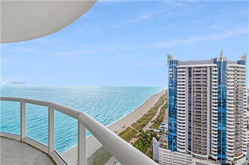 Photo of 6365 Collins Ave #2806, Miami Beach, FL 33141 (MLS # A10845489)