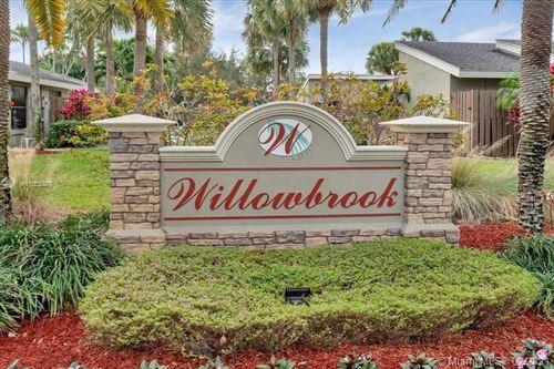 Photo of 202 Meadows Dr #20B, Boynton Beach, FL 33436 (MLS # A11003489)