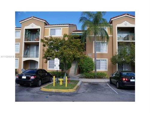 Photo of 2163 Renaissance Blvd #204, Miramar, FL 33025 (MLS # A11108489)