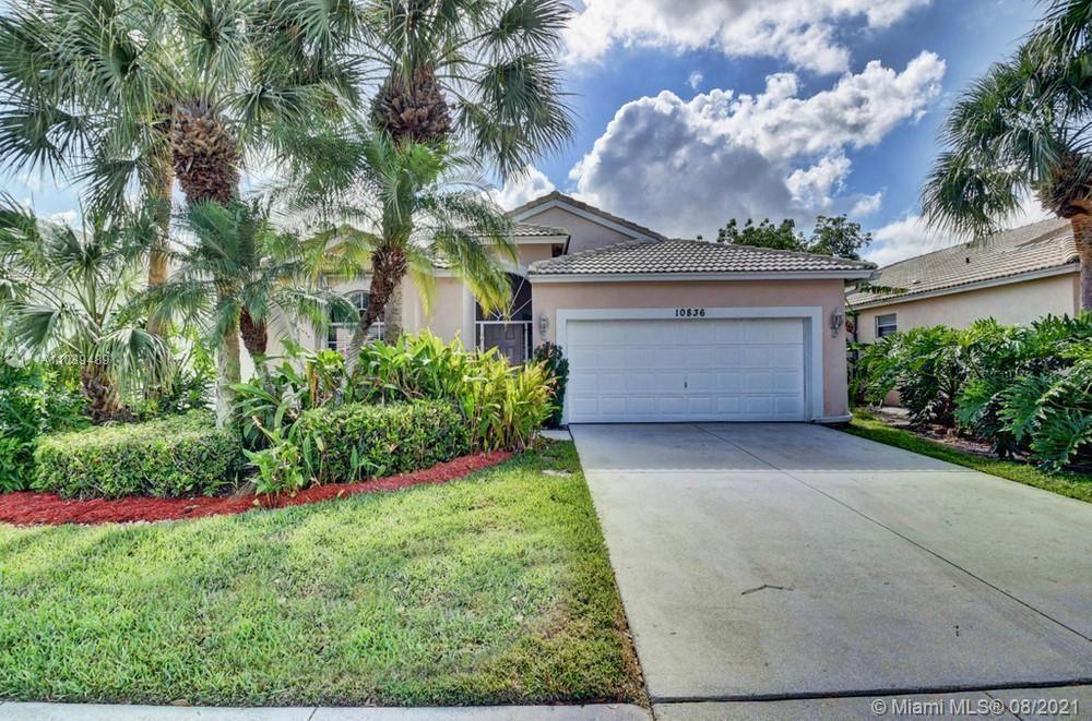10836 Fillmore Drive, Boynton Beach, FL 33437 - #: A11039489