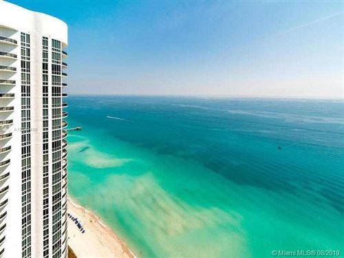 Photo of 15901 Collins Ave #3903, Sunny Isles Beach, FL 33160 (MLS # A10732490)