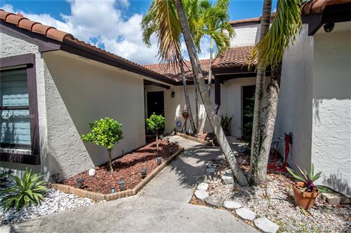 Photo of Listing MLS a10836490 in 15205 SW 48th Ter #F-80 Miami FL 33185