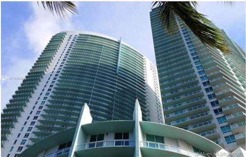 Photo of 1900 N Bayshore Dr #701, Miami, FL 33132 (MLS # A11035490)