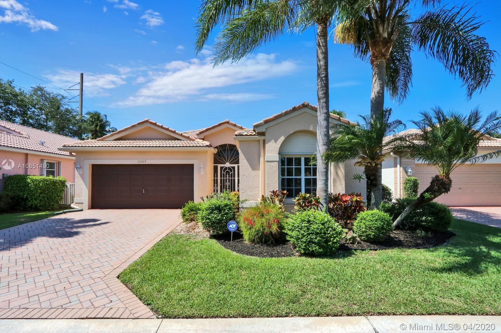 10307 Utopia Cir N, Boynton Beach, FL 33437 - #: A10851490