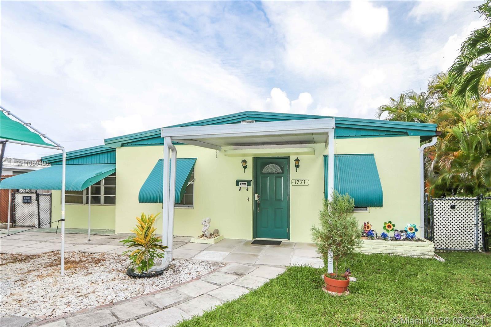 1771 NE 179th St, North Miami Beach, FL 33162 - #: A11089490