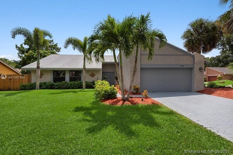 740 NW 77th Ave, Plantation, FL 33324 - #: A11097490