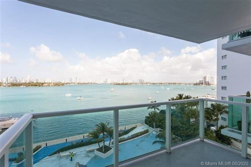 Foto de inmueble con direccion 1000 West Ave #614 Miami Beach FL 33139 con MLS A10828491