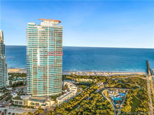 Photo of 100 S Pointe Dr #2704, Miami Beach, FL 33139 (MLS # A10835491)