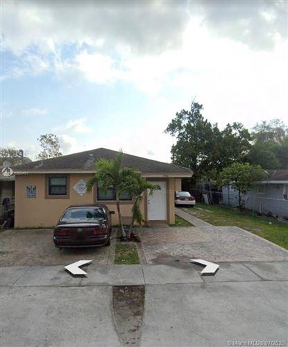 Foto de inmueble con direccion 7741 NW 2nd Ct Miami FL 33150 con MLS A10900491