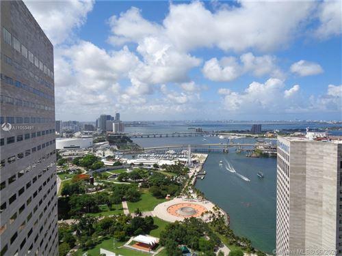 Photo of 325 S Biscayne Blvd #4216, Miami, FL 33131 (MLS # A11053491)
