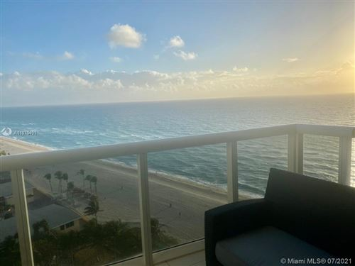 Photo of 18201 Collins Ave #1804, Sunny Isles Beach, FL 33160 (MLS # A11070491)