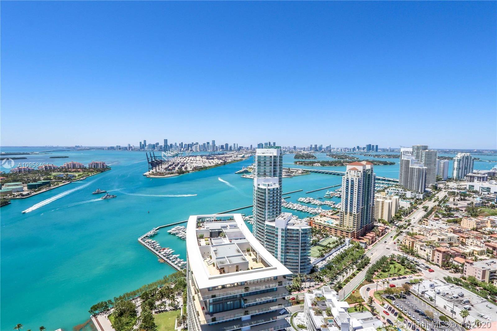 300 S Pointe Dr #3703, Miami Beach, FL 33139 - #: A10958491