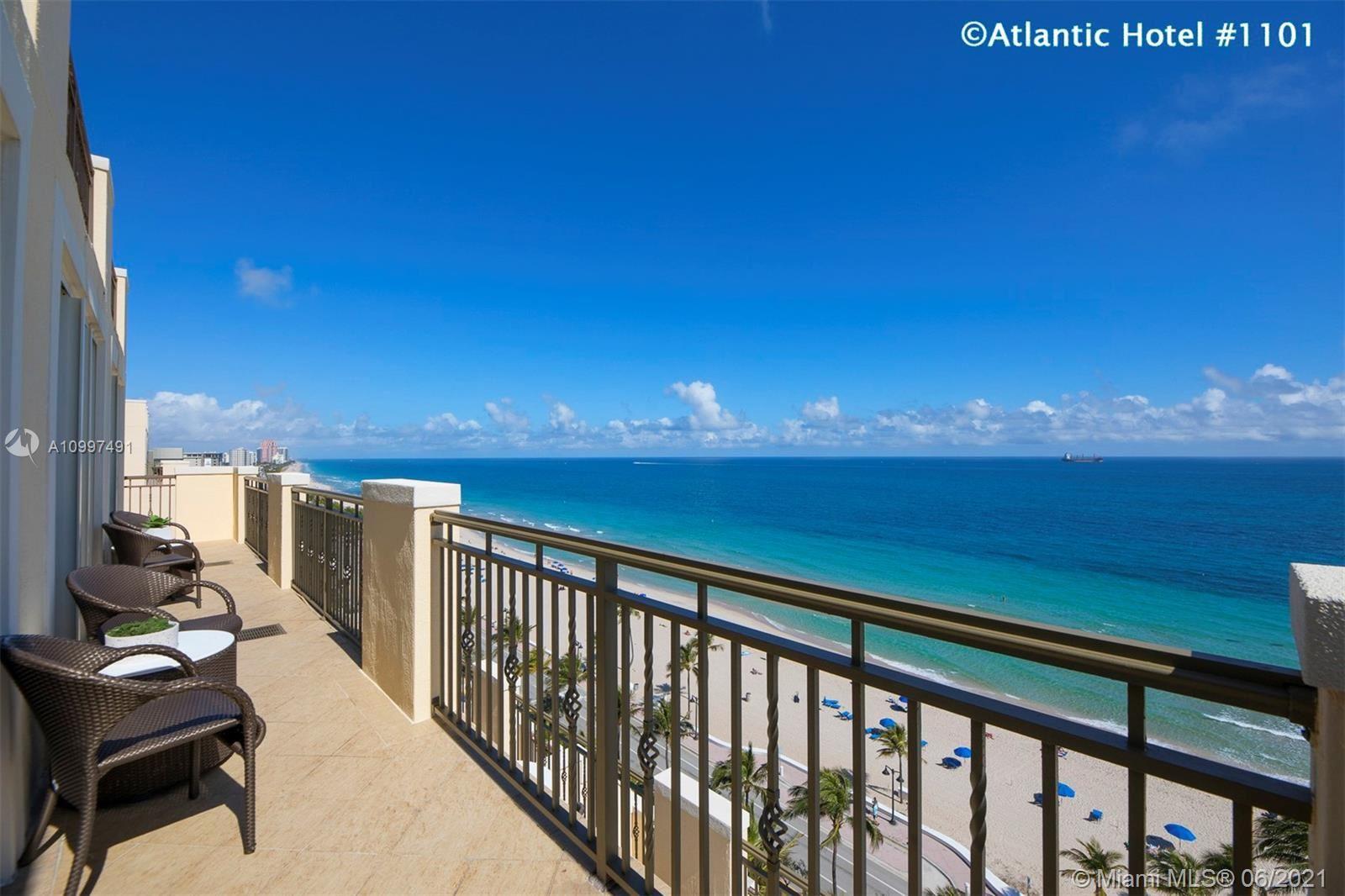 601 N Fort Lauderdale Beach Blvd #1101, Fort Lauderdale, FL 33304 - #: A10997491